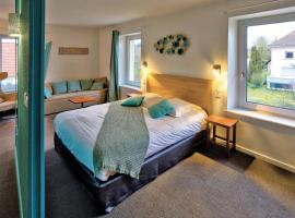Logis Hotel Restaurant Spa Beau Site, hotel in Luxeuil-les-Bains