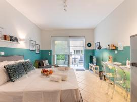 Diamond Studio Piraeus Port, apartment in Piraeus
