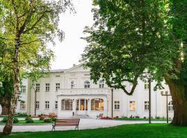 Kasztanowy Pałac, hotel near Poznan International Fair, Swadzim