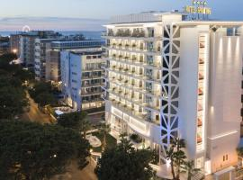 Hotel Sporting, отель в Римини