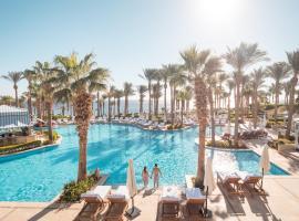 Four Seasons Resort Sharm El Sheikh, курортний готель у Шарм-ель-Шейху