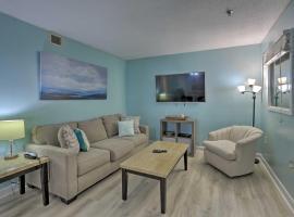 Updated Hilton Head Condo with Pool and Beach Access!, villa in Hilton Head Island