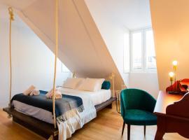 Leisure Luxury Downtown Duplex Lisbon by ALTIDO, luxury hotel in Lisbon