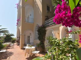Sina Flora, отель в Капри