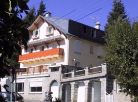 Residence Les Cimes, hotel near Font-Romeu Golf Course, Font-Romeu