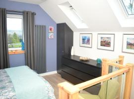 Lycia Rooms +, B&B in Inverness