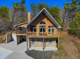 Bears Eye View, cabin in Gatlinburg