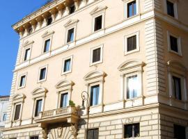 Hotel Primavera, hotel near Campo de' Fiori, Rome