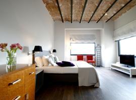 Decô Apartments Barcelona-Diagonal, feriebolig i Barcelona