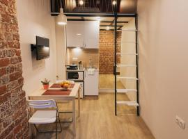 R-HOUSE, serviced apartment in Saint Petersburg