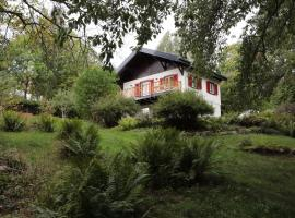 Chalet les airelles, cabin in Labaroche