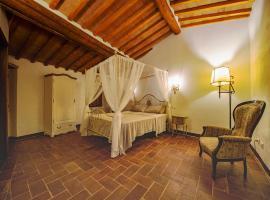 La Terrazza sul Borgo - Montefioralle Apartment, hotel in Greve in Chianti