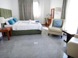 Warsan Star Residence, budget hotel in Dubai