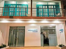 Aquamarine Paracas Beach Hostal, guest house in Paracas