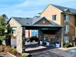 The Ashley Inn & Suites, hotel in Lincoln City