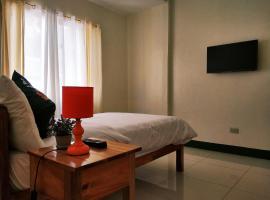 ARIRANGSKY PENSION HOUSE, отель в Пуэрто-Принсеса
