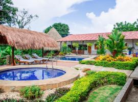 Finca Eco Hotel Nativo, hotel en Juan de Acosta
