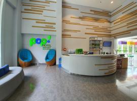 POP! Hotel Diponegoro, отель в Сурабае