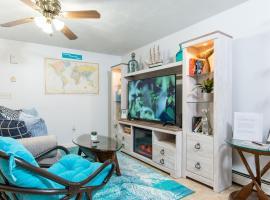 Hotel quality & cozy, near R128 & train, sleeps 6, apartment in Gloucester