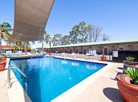 Matilda Motor Inn, hotel near Dubbo Airport - DBO,