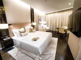PH Suites at Pavilion Bukit Bintang, íbúðahótel í Kuala Lumpur