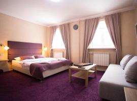 Hotel Aviator Sheremetyevo, hotel near Sheremetyevo International Airport - SVO,