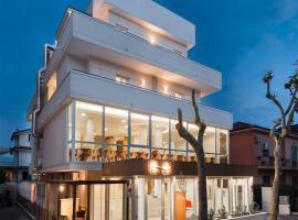 Hotel Rubens, hotel a Rimini, Rivazzurra