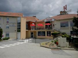 The Originals City, Hôtel L'Acropole, Saint-Etienne Sud (Inter-Hotel), hôtel à La Ricamarie près de: EMLYON Campus Saint-Etienne