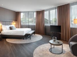 Hotel Victoria, hotel en Basilea