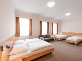 Hotel v Centru, hotel v Českých Budějovicích