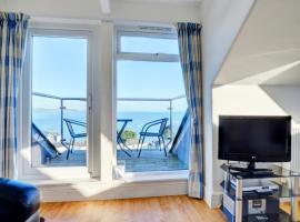 Apartment Portuan-7, hotel in Looe
