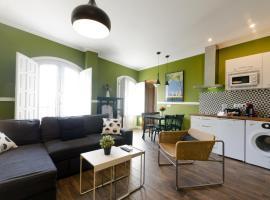 Apartamentos Suites Roma, apartamento en Mérida