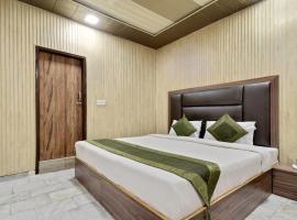 Treebo Trip Smile Inn, hôtel à Amritsar