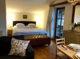 The Retreat, apartment in Sankt Gilgen