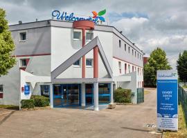 Welcomotel Coignières, hotel in Coignières