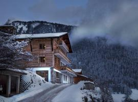Chalet Les 4 Vents, hotel in Morzine