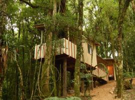 Casa na Árvore, hotel em São José dos Pinhais