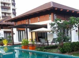 Pool Villa PB6rayong, resort village in Rayong