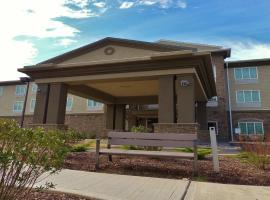 Holiday Inn Express and Suites Montgomery, hotel near Stewart Airport - SWF, Montgomery