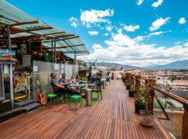 The Secret Garden, hotel in Quito