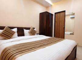 Hotel Blue Leaf, hotel in Rajkot