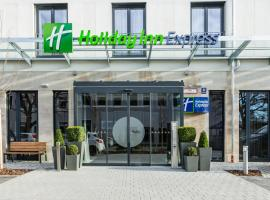 Holiday Inn Express Munich - City East, hotel in Munich