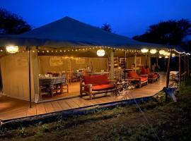 Zawadi Camp, luxury tent in Serengeti