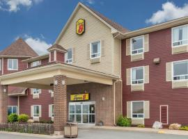 Super 8 by Wyndham Windsor NS, hotel em Windsor