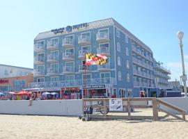 Tidelands Caribbean Boardwalk Hotel and Suites, hotel in Ocean City