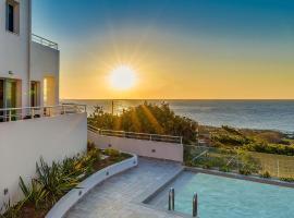 Sunset Elafonissi Apartments, hotel in Livadia