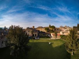 il Monastero di Bevagna, hôtel à Bevagna