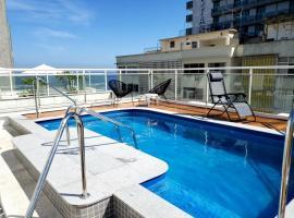 South Beach Copacabana, serviced apartment in Rio de Janeiro