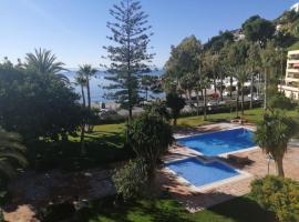 Rosa Nautica 301, hotel dicht bij: Acantilados de Maro-Cerro Gordo, La Herradura