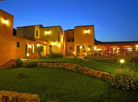Hotel La Corte Rosada, hotell i Villasimius